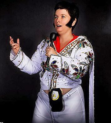 Sarah Mills - Elvis